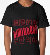 NCT Limitless Long T-Shirt