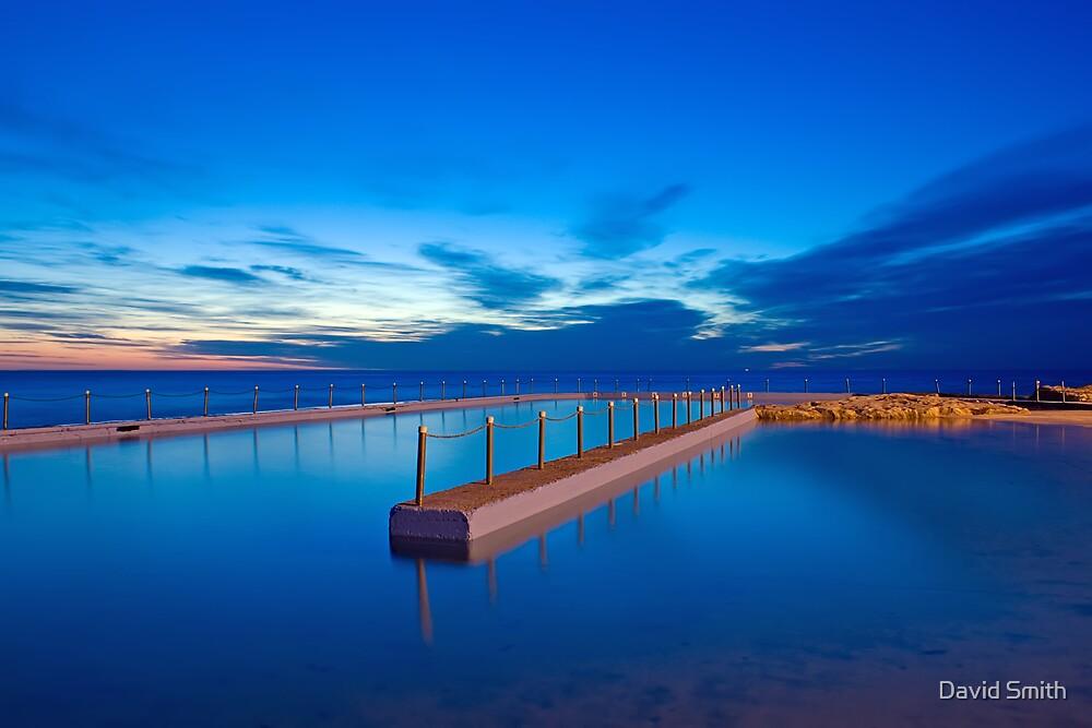 Blue by David Smith