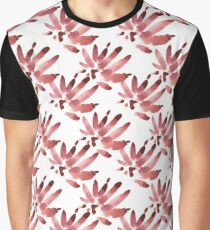 Abstract watercolor pattern Graphic T-Shirt