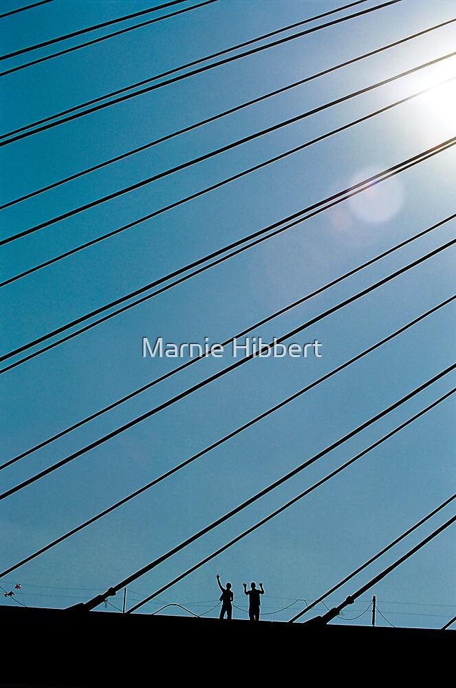 Bangkok Waves by Marnie Hibbert