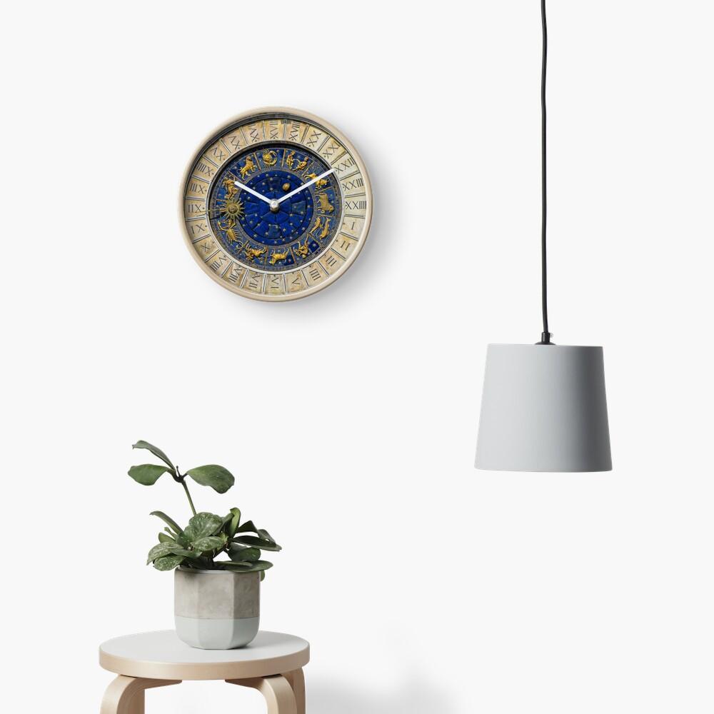 Reloj Astrológico, Venecia, Italia Reloj