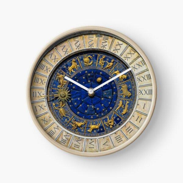 Astrological Clock, Venice, Italy Clock