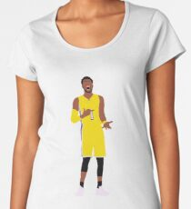 "D'Angelo Russell ""Ice In My Veins"" Women's Premium T-Shirt"