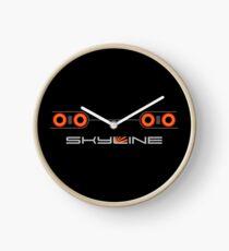 Skyline Clock