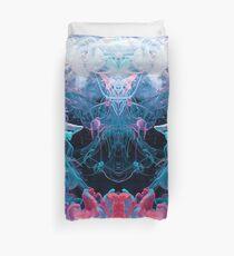 Alien Emperor Duvet Cover