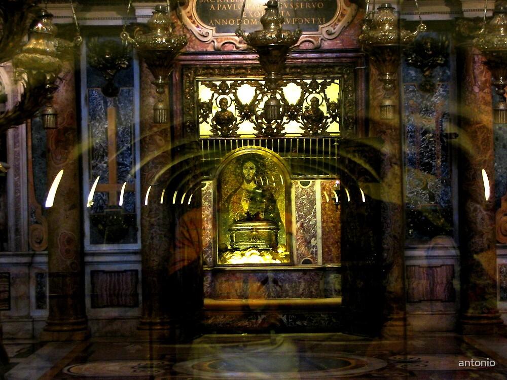 Inside the Vatican by antonio