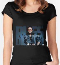 Russ Diemon  Women's Fitted Scoop T-Shirt