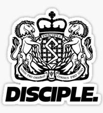 Disciple Label logo Sticker