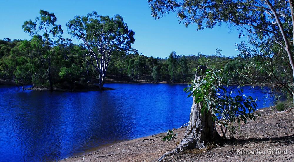 South Australian Scenery by Kimberley Gifford