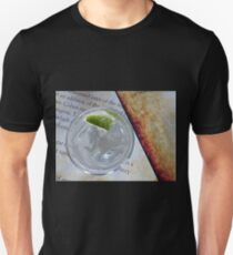 Water With Ice And Lime T-Shirt