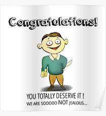 Bitter Congrats Poster