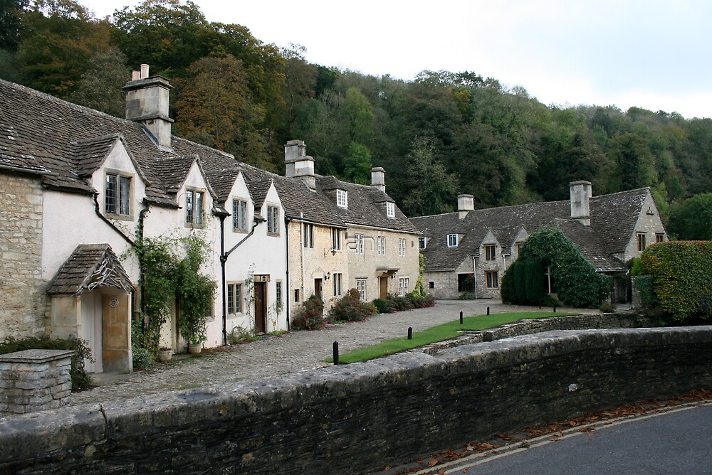 cotswold cottages by Iani