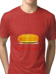 Omega 3 Junkie Tri-blend T-Shirt