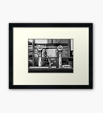 Beer - Banchero - Buenos Aires Framed Print