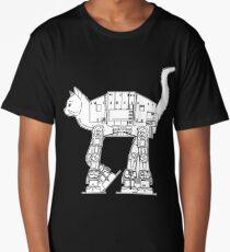 Star Wars - Cat-Cat Imperal Walker Long T-Shirt