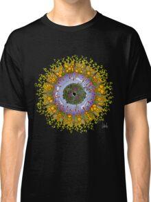 Cozmic Eyeball Mandala Classic T-Shirt