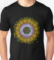 Cozmic Eyeball Mandala Unisex T-Shirt