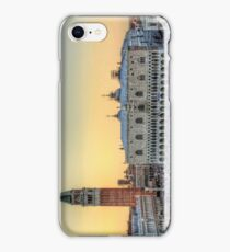Early Evening Light in Piazza San Marco iPhone Case/Skin
