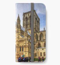 York Minster iPhone Wallet/Case/Skin