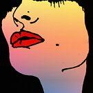 Lips by Neil Carey