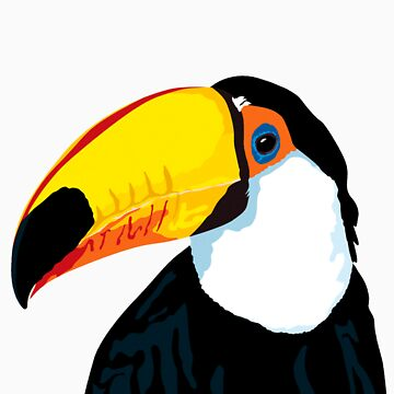 Toucan by popdesign