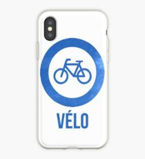 VÉLO II iPhone Case