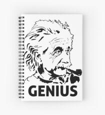 Einstein Genius Spiral Notebook