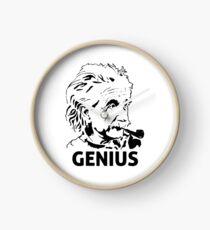 Einstein Genius Clock