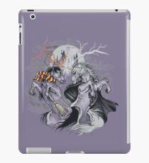 potter with unicorns  iPad Case/Skin