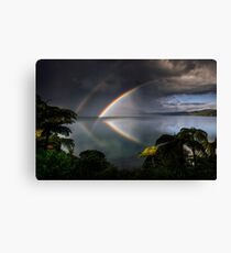 The Rainbow Connection Collection #2 Canvas Print