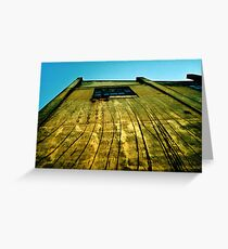 site Greeting Card