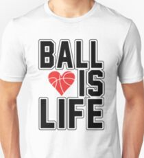 Basketball is Life T-Shirt