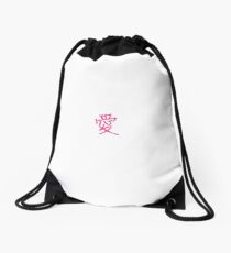 Love - Traditional Chinese Drawstring Bag