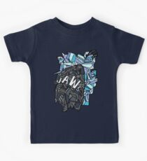 Jaws - Stained Glass Kids Tee