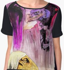 The Dark Crystal Women's Chiffon Top