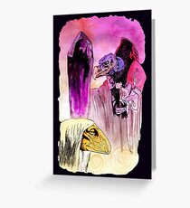 The Dark Crystal Greeting Card