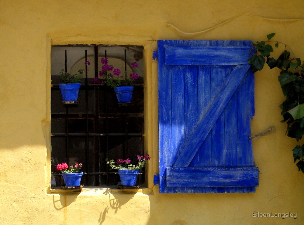 Toujours Provence by EileenLangsley