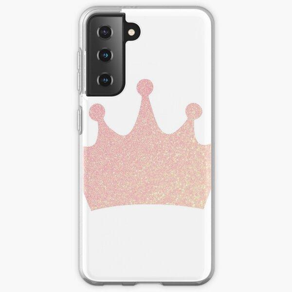 crown Samsung Galaxy Soft Case