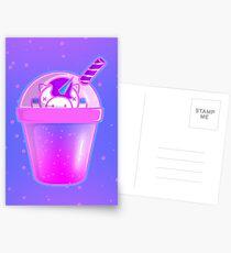 Tastes like magic Postcards