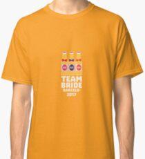 Team Bride Barcelona 2017 Ru269 Classic T-Shirt