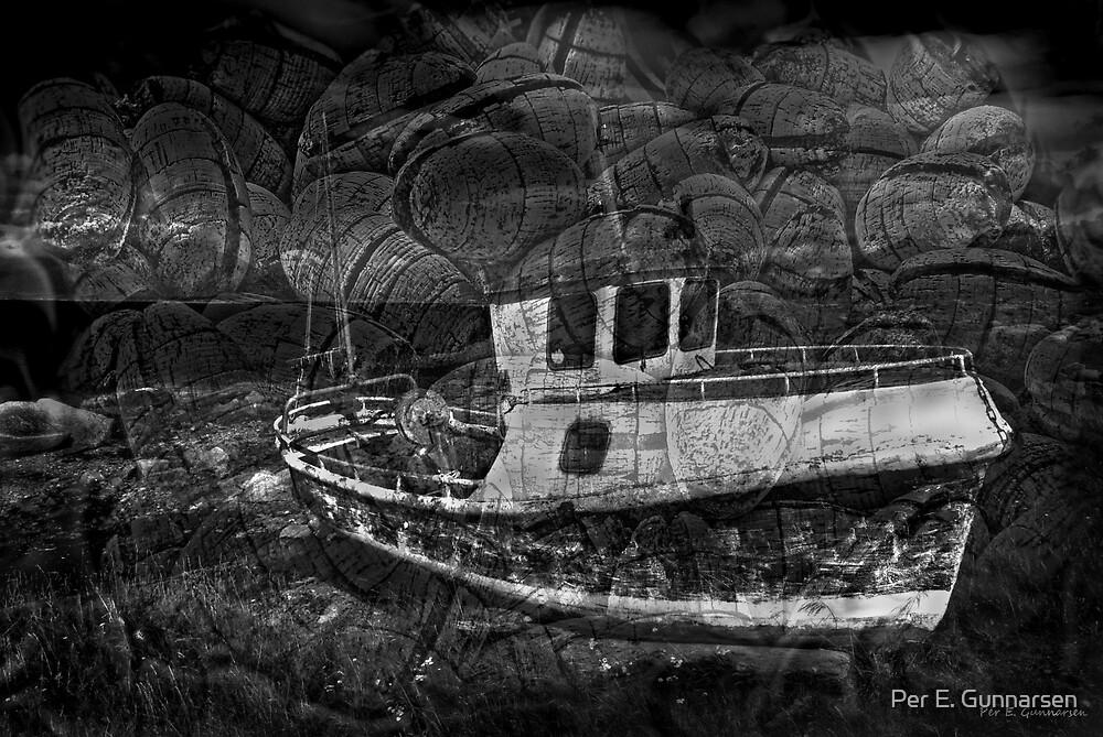 Fishery I by Per E. Gunnarsen