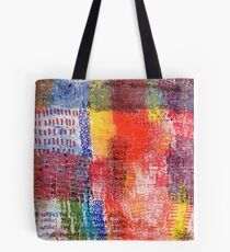 Art washes dust from our souls Tote Bag