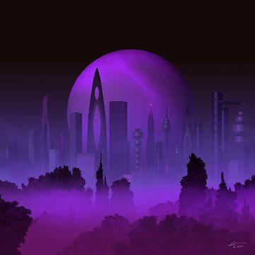Planetscape 3 by Leodis