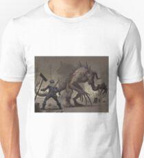 Deathclaw - Sketch Unisex T-Shirt