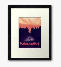 Runaway - Kanye West Framed Print