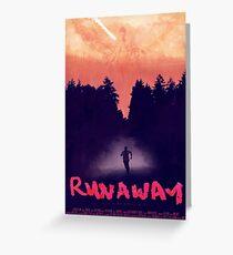 Runaway - Kanye West Greeting Card
