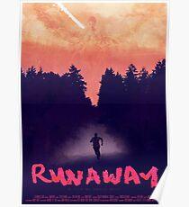 Runaway - Kanye West Poster