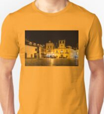 A Portuguese Irish Pub - Cascais Portugal Night Magic Unisex T-Shirt