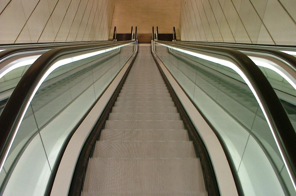 Escalator by SoftParade