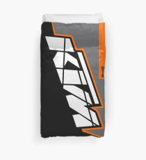 KTM Ready To Race III Duvet Cover